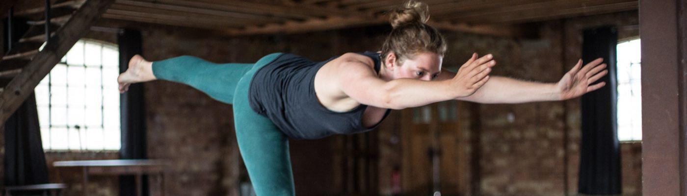 Rosie Slay Yoga